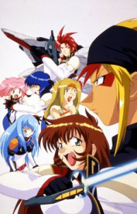 Anime: Gall Force: The Revolution