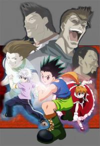 Anime: Hunter x Hunter: Greed Island Final