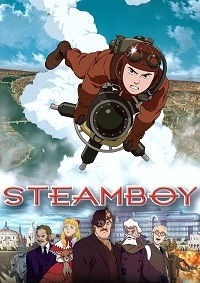 Anime: Steamboy