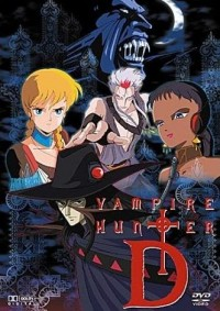 Anime: Vampire Hunter D