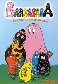 Anime: Die Barbapapas