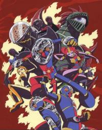 Anime: Android Kikaider: The Animation