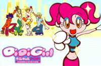Anime: DigiGirl Pop!: Strawberry & Pop Mix Flavor
