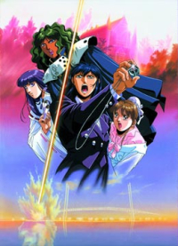 Anime: Silent Möbius: The Motion Picture 2