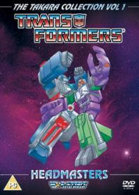 Anime: Transformers: The Headmasters