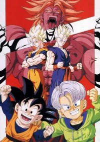 Anime: Dragonball Z: The Movie - Brolys Rückkehr