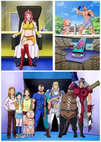Anime: Ultimate Muscle (Chojin Crown Arc Part 1)
