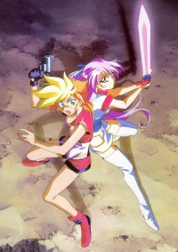Anime: Dirty Pair Flash