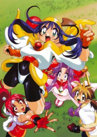 Anime: Saber Marionette J to X