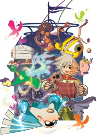 Anime: Monster Farm 5: Circus Caravan