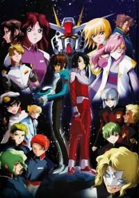 Anime: Mobile Suit Gundam Seed