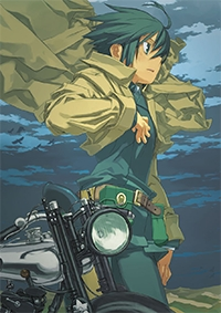 Anime: Kino's Journey