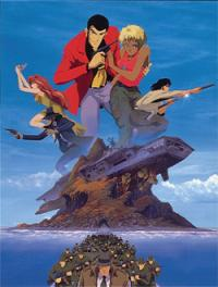 Anime: Lupin III: Dead or Alive