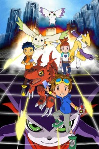 Anime: Digimon Tamers