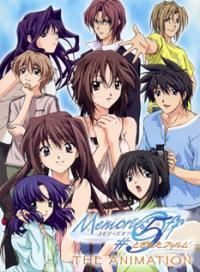 Anime: Memories Off #5 - Togireta Film