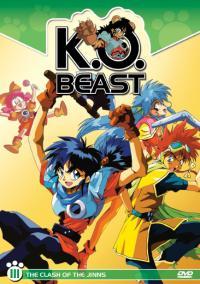 Anime: K.O. Beast