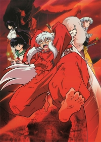 Anime: InuYasha - The Movie 4: Fire on the Mystic Island