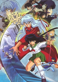 Anime: InuYasha the Movie: Affections Touching Across Time