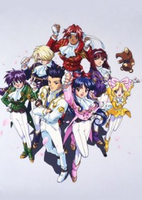 Anime: Sakura Wars