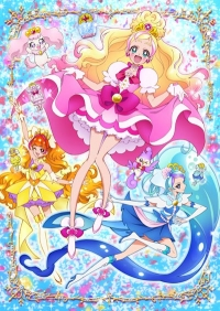 Anime: Go! Princess Precure