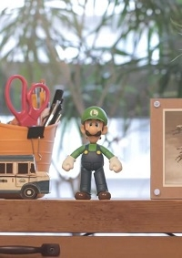 Anime: Luigi's Toy Adventure
