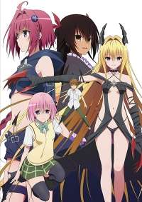 Anime: To Love Ru Darkness 2nd