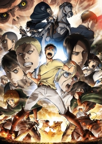 Anime: Attack on Titan Staffel 2