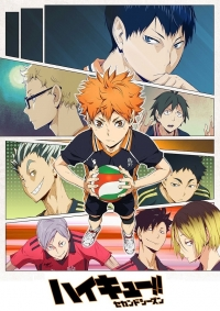Anime: Haikyu!! Zweite Staffel