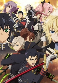Anime: Seraph of the End: Battle in Nagoya