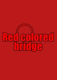 Anime: Red Colored Bridge