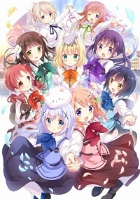 Anime: Is the Order a Rabbit?? Season 2