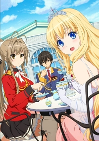 Anime: Amagi Brilliant Park: Wakuwaku Mini Theater