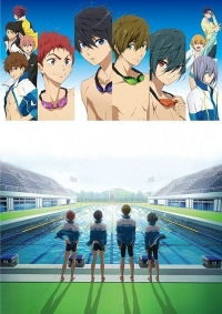 Anime: High Speed!: Free! Starting Days