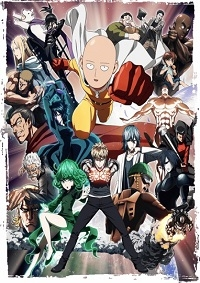 Anime: One-Punch Man