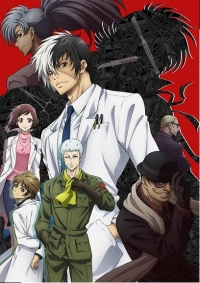 Anime: Young Black Jack