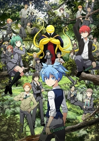 Anime: Assassination Classroom II