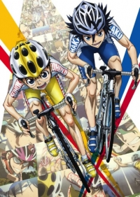 Anime: Yowamushi Pedal Re:ROAD
