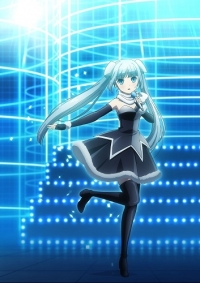 Anime: Miss Monochrome The Animation 3