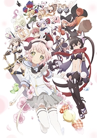 Anime: Magical Girl Raising Project