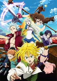 Anime: Nanatsu no Taizai 2