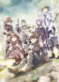 Anime: Grimgar of Fantasy and Ash
