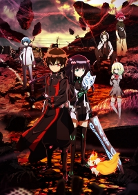 Anime: Twin Star Exorcist