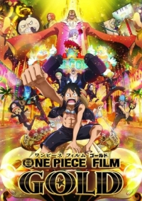 Anime: One Piece Film: Gold