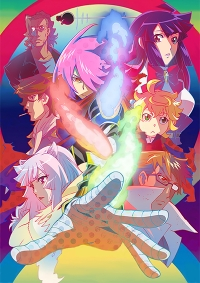 Anime: Concrete Revolutio Season 2