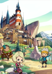 Anime: Eiga The Snack World