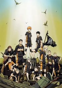 Anime: Haikyu!! Karasuno vs. Shiratorizawa