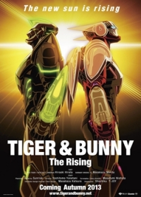 Anime: Tiger & Bunny: The Rising