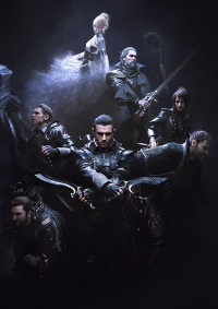 Anime: Kingsglaive: Final Fantasy XV
