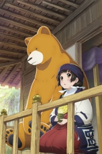 Anime: Kumamiko: Girl Meets Bear OVAs