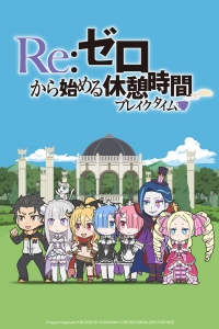 Anime: Re:ZERO - Starting Break Time From Zero